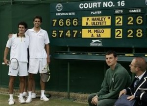 Longest wimbeldon final setrecord