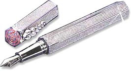 Wolds Most Expensive Pen In The World Amazing Facts